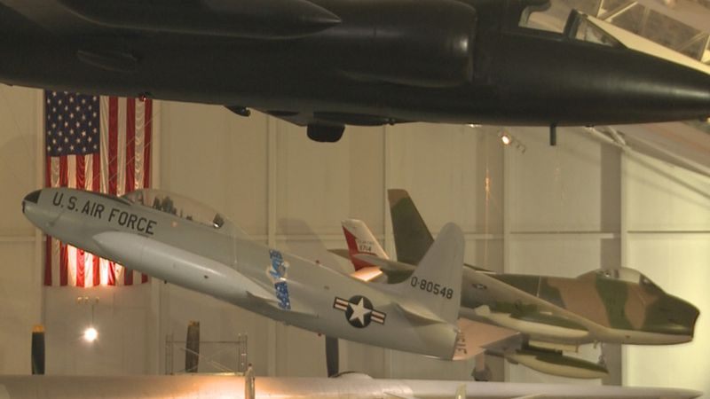 Celebrating 75th anniversary of the Strategic Air Command at the SAC Museum