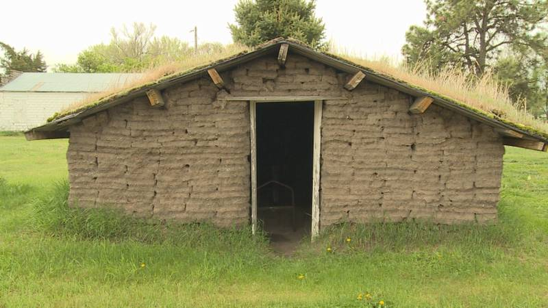 During a trip to the Custer County community of Anselmo, we learned about a sod house and jail...