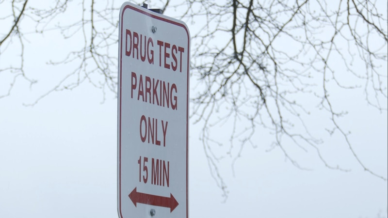 The bill would require twice daily breath tests leading up to trial for those facing alcohol...