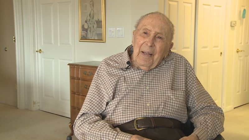 From World War II to a long banking and law career, Dwight Clements has lived a memorable life.