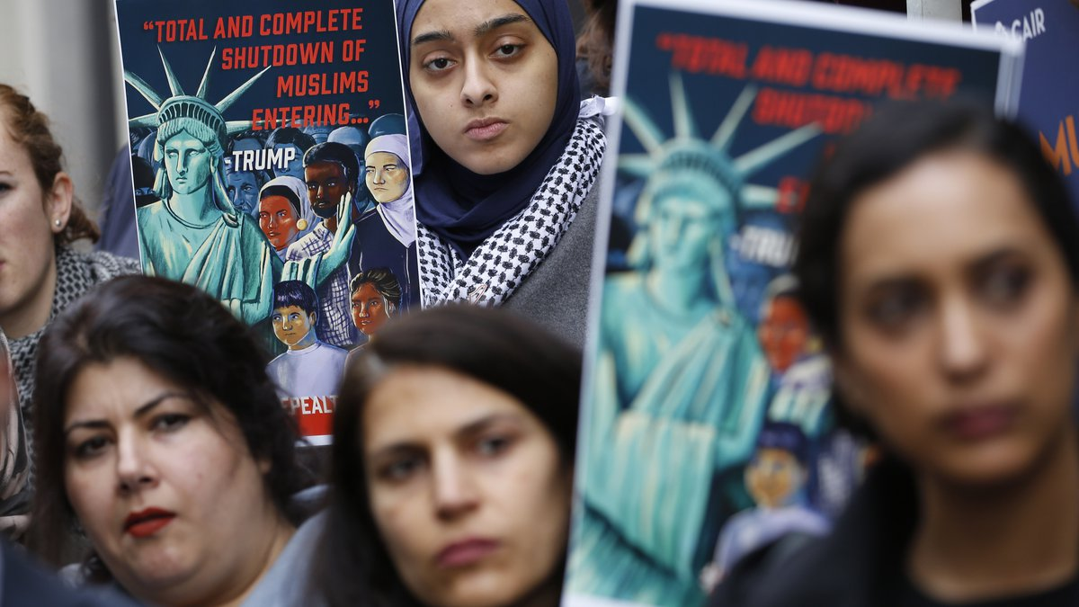 Refugee advocates, including faith-based groups that President Donald Trump is courting in his...