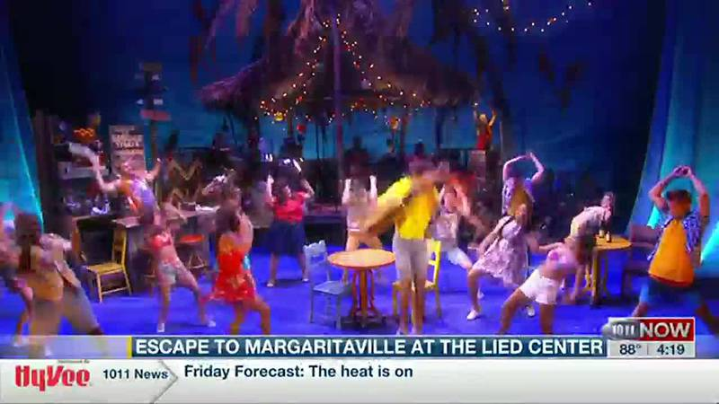 Lied Center musical takes you to the Carribean.