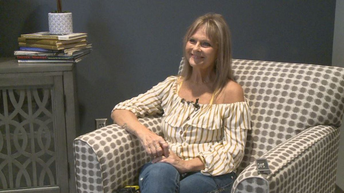 A Lincoln woman shares her struggles with opioid addiction, and what she believes saved her life.