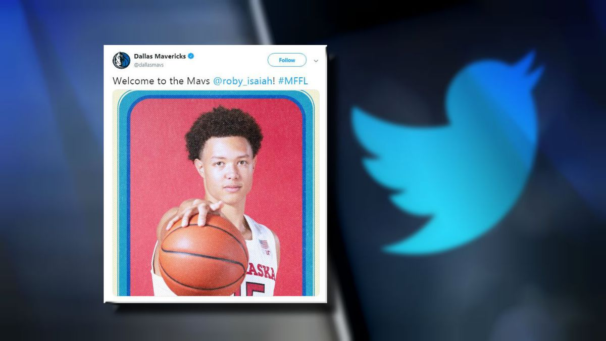 Isaiah Roby joins the Dallas Mavericks, selected in the second round of the 2019 NBA Draft (Source: KOLN)
