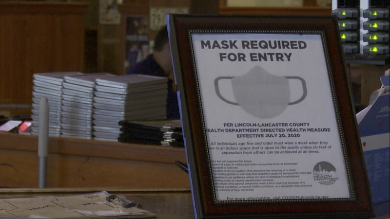 While restrictions are still in place at Lincoln restaurants, like the mask mandate and social...