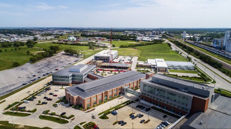 A group of buildings northeast of UNL's City Campus continues to be an incubator of ideas.