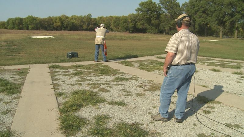 Shooting sports is a big pastime in Nebraska, and young people are getting a good start thanks...