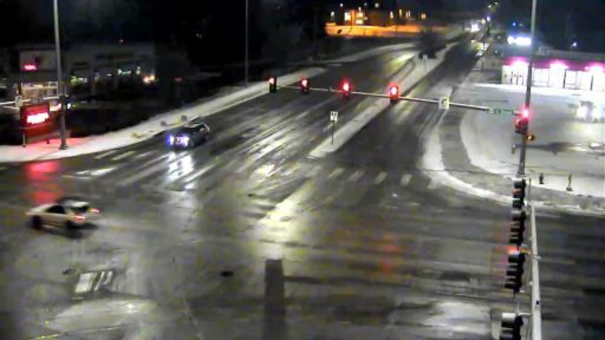 Lancaster County and the City of Lincoln have both released an update on road conditions across the city and the county, ahead of what could be a slippery Monday morning commute.