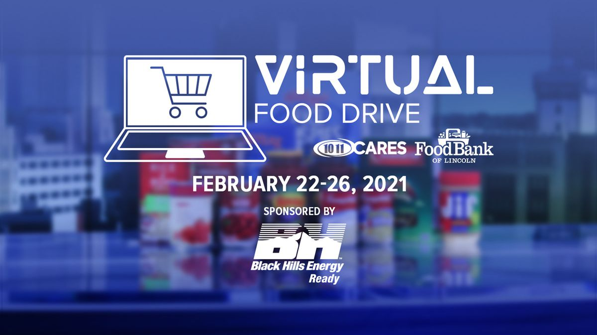 10/11 Cares is holding a Virtual Food Drive until February 26. This as the need for food...