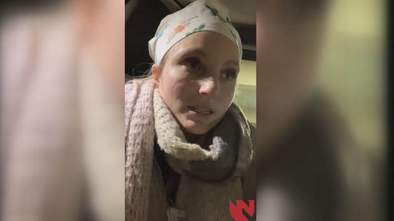An after-shift video from a UNMC ICU nurse is giving people an eye-opening account of just how...