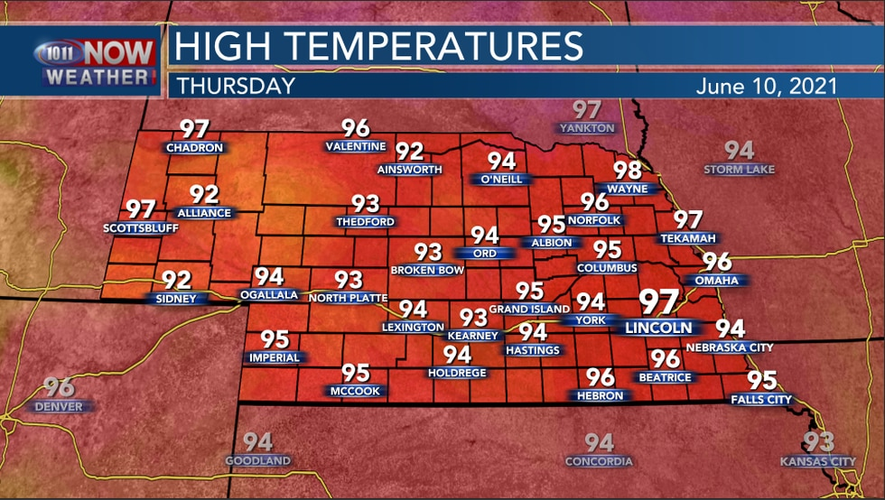 That's A Hot One...