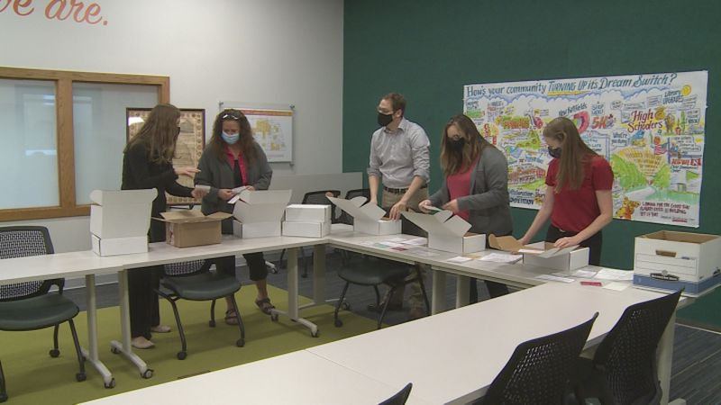 The pandemic has members of the Nebraska Community Foundation thinking creatively to hold an...