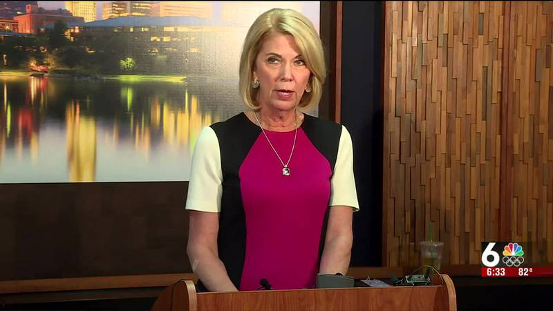 Mayor Jean Stothert and Douglas County officials on Wednesday submitted a request to the State...