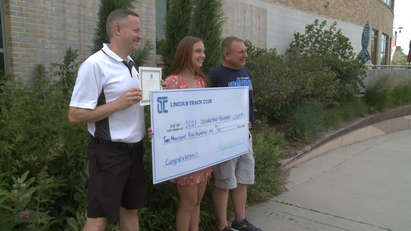 The Lincoln Track Club (LTC) will award three $2,500 scholarships in 2021 to local high school...
