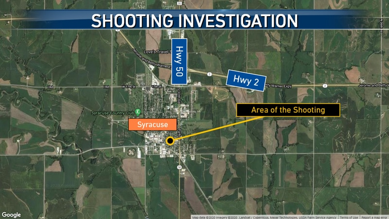 The Otoe County Sheriff's Office is investigating a weekend shooting in Syracuse.