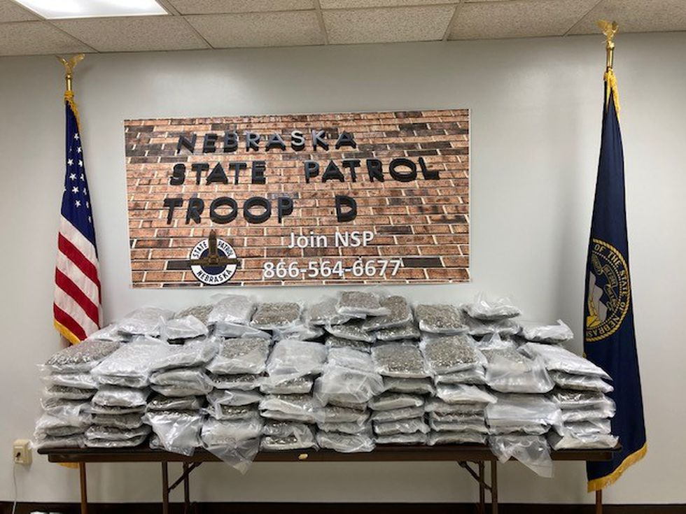 NSP drug bust on 4/20 in Lincoln County.