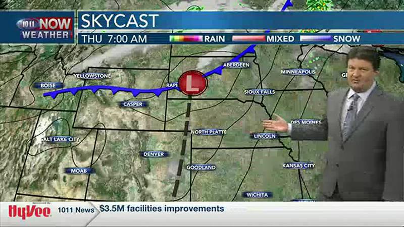Brad's Thursday Forecast