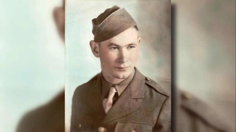 Nebraska native and United States Army Soldier Lyle Reab went MIA in Europe during WWII.