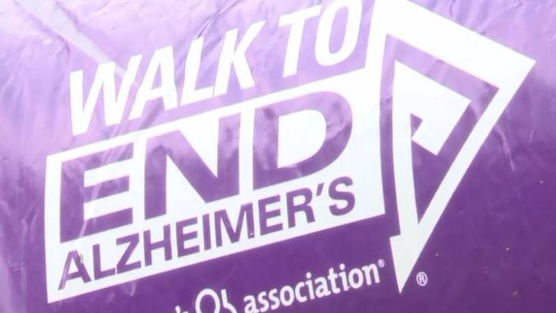 The fight to end Alzheimer's continues across the nation and Nebraskans are doing their part to...