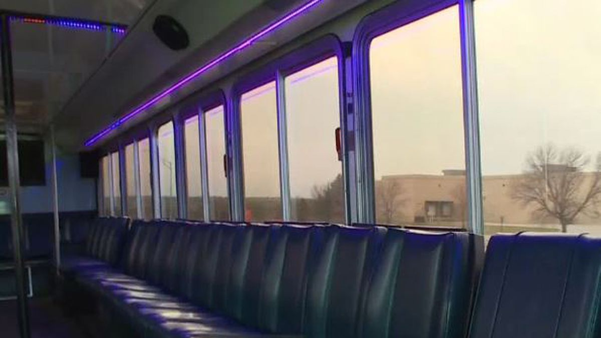 State lawmakers are looking at making stricter rules for party bus operators. (Source: WOWT)