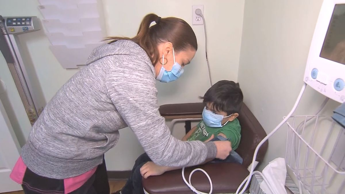 The group most affected by the flu in Lancaster County are kids aged 6-12.