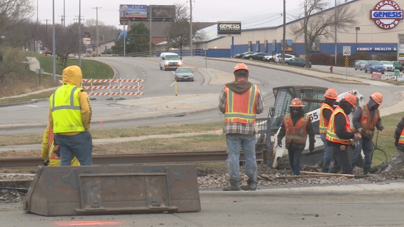 Improvements continue on south Lincoln railroad
