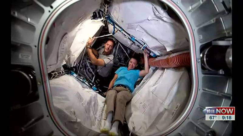 We learn about a chance for kids to talk with astronauts through a special 4-H program.