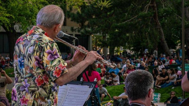 After having virtual performances last year, Jazz in June returns at the Sheldon Garden,...