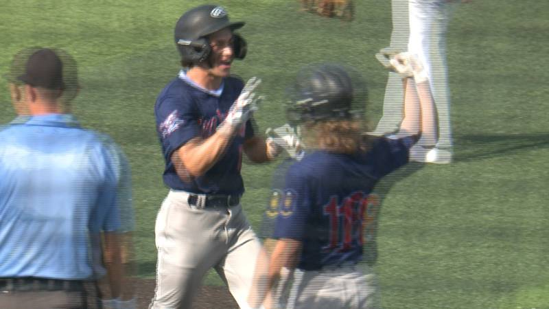 First State Bank defeats Arbor Bank in the Legion State Tournament.