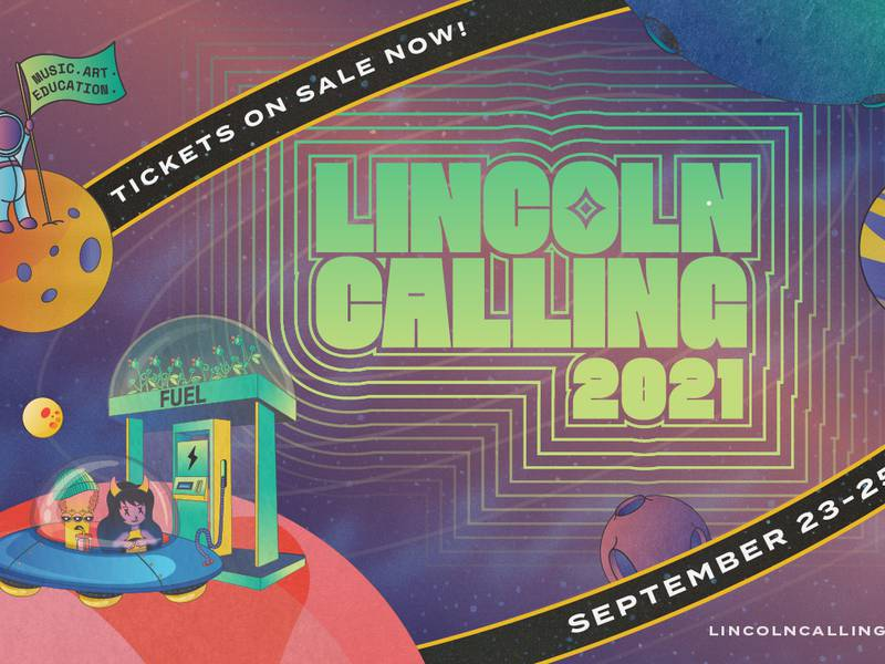 Lincoln Calling is back in-person for the festival's 18th year.