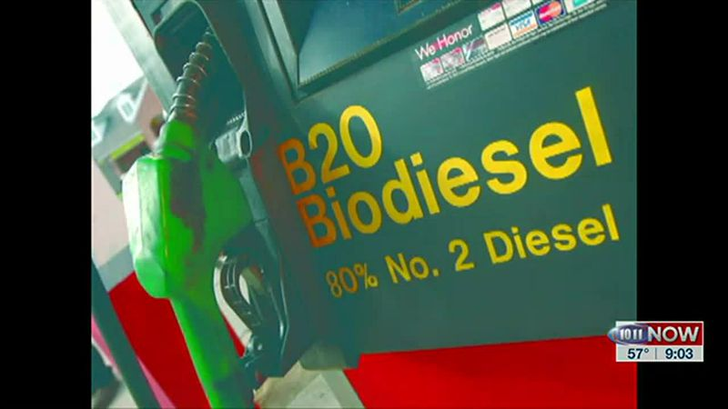 Experts say there are economic benefits for using more biodiesel, but a new study suggest there...