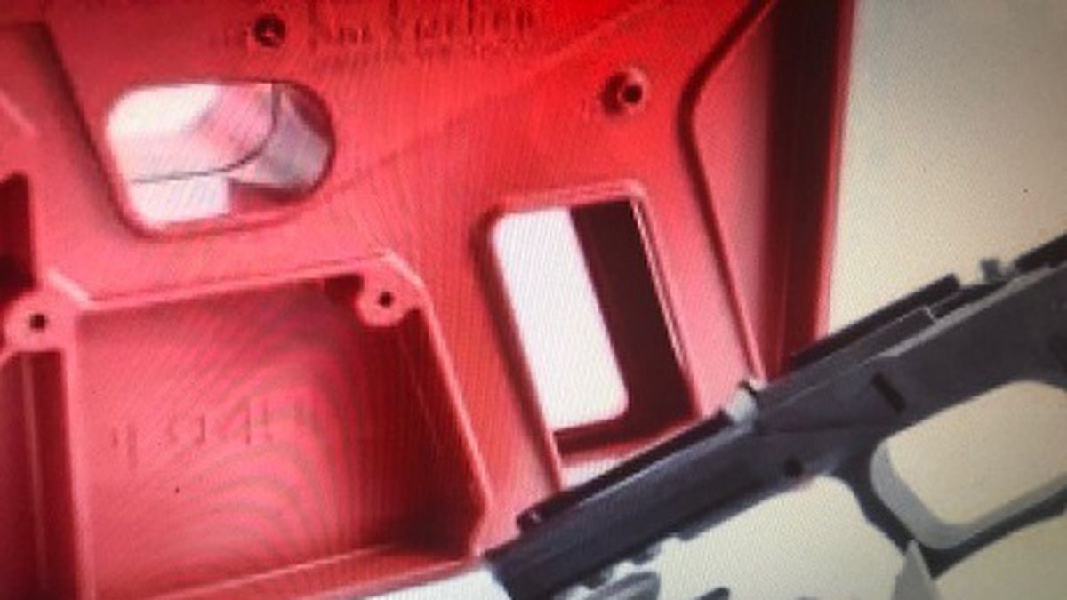 Ghost guns are unregulated and untraceable firearms.  They can be assembled by individuals...