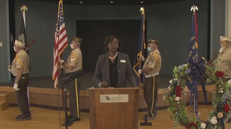 Lincoln officials remembered those lost 79 years ago on Pearl Harbor Day virtually on Monday.