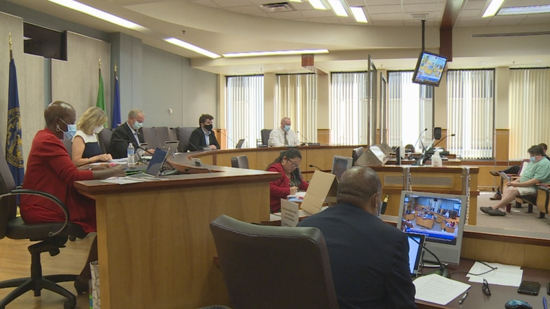 Lincoln's city council adopted the newest city budget, one that looks a little different...