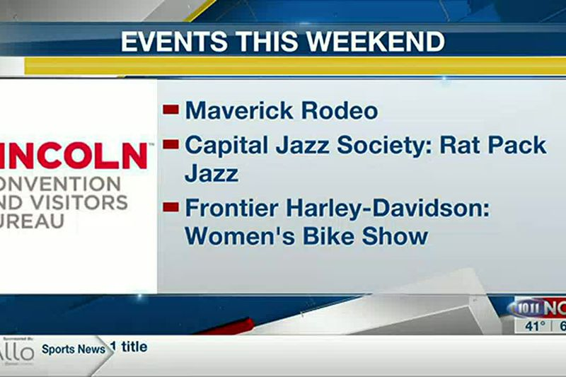 Happening this weekend in Lincoln - 5/7/21