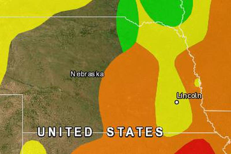 The air quality in the eastern part of the state has been impacted from wildfires in Canada and...