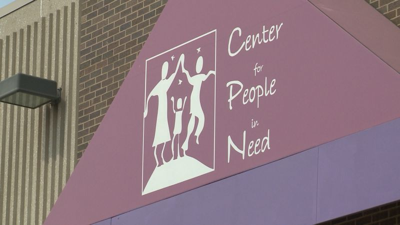 The Center For People In Need has had to close their building's doors, but the demand of people...