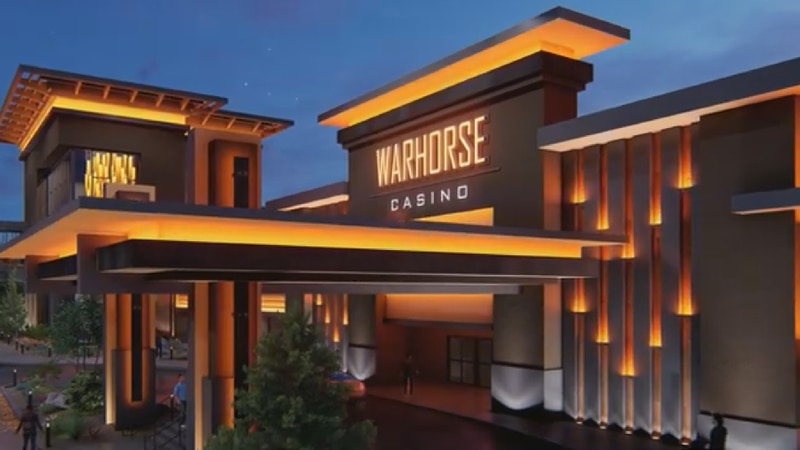 First look at Omaha's Warhorse Casino, which will take over Horseman's Park