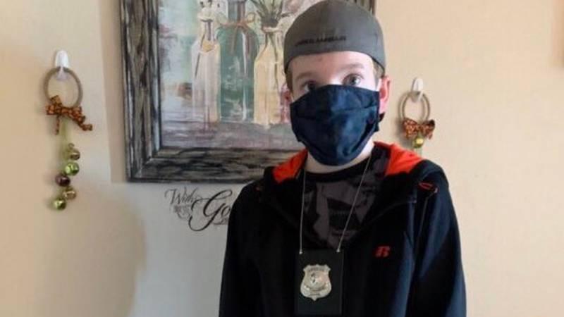 Ryan Larsen, now 12, has been missing since he walked away from his school in La Vista on...