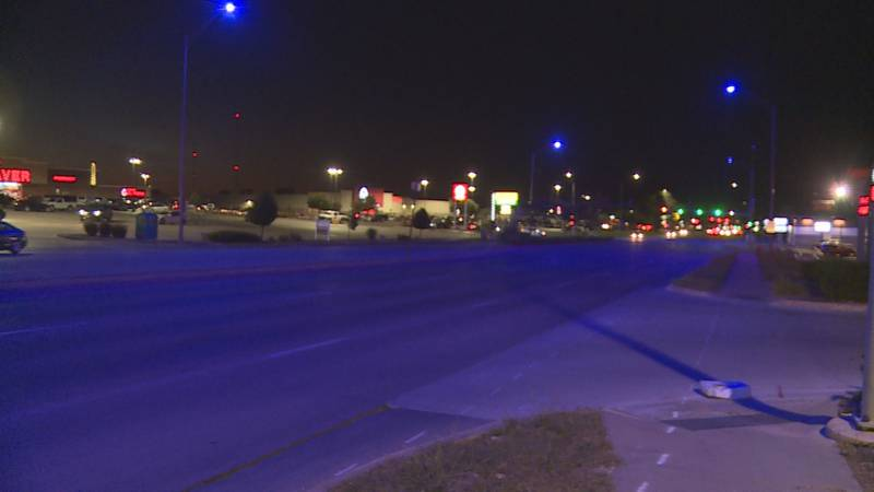 Purple lights popping up in Lincoln, caused by LED malfunction