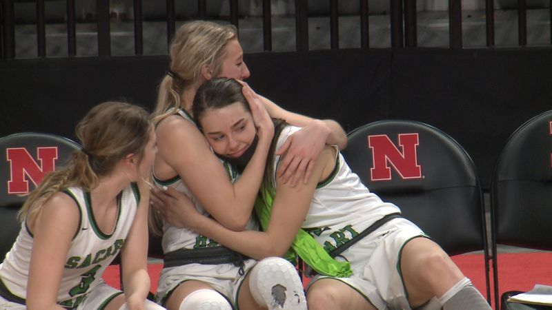 Falls City Sacred beats Wynot to advance to the Class D2 Championship.