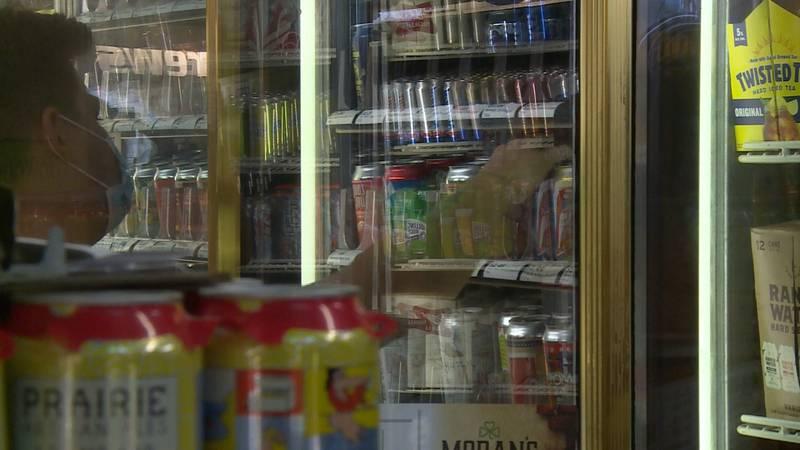 Liquor shortage hits Lincoln stores