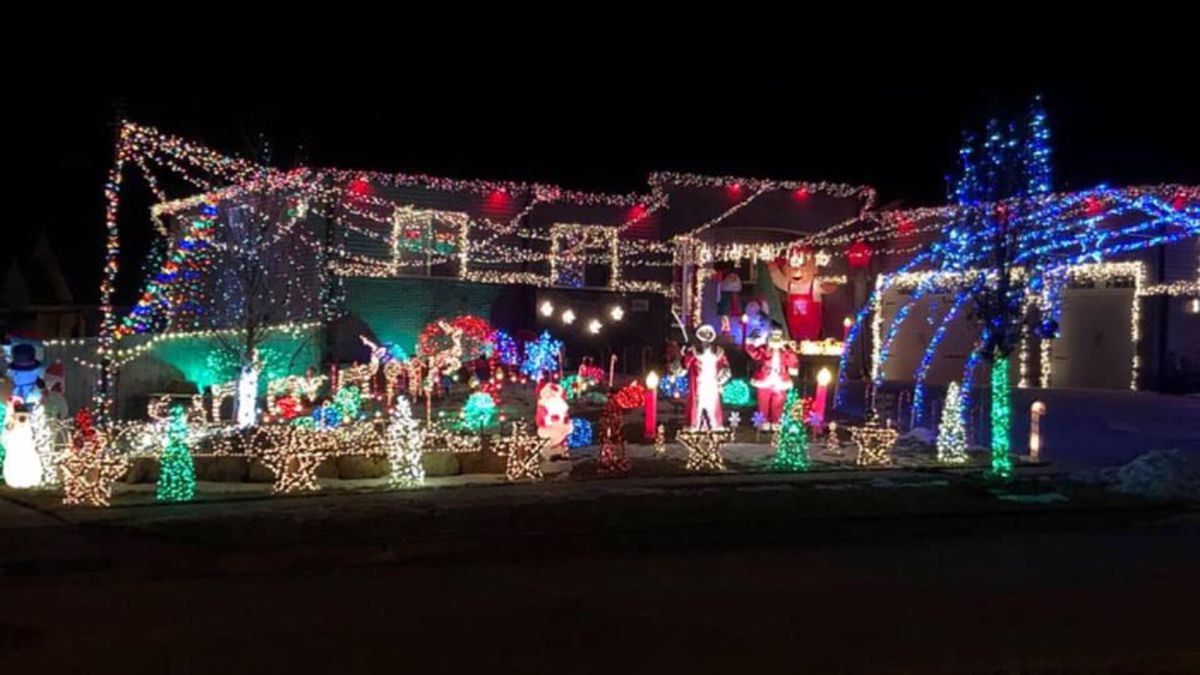 Christmas Light Installation Arden Hills MN