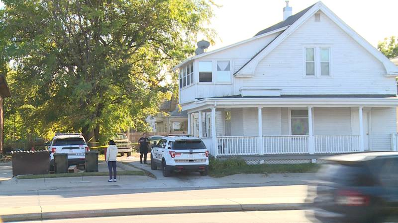 Lincoln officials responded to an assault near  27th and Vine Street Monday afternoon.