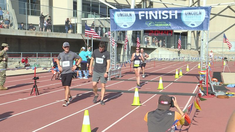 Lincoln Marathon happens for the first time since 2019