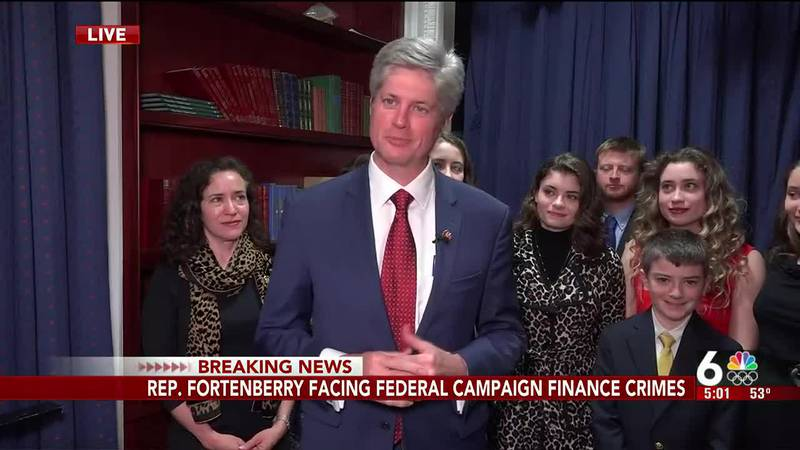 BREAKING: Rep. Fortenberry faces federal campaign finance crimes