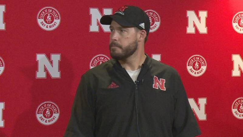 The Nebraska football team practiced for two hours Tuesday morning in preparation of Ohio St.