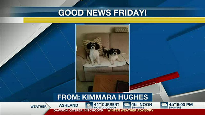 We like to share good news every Friday on 1011 This Morning. Post your pics on our Facebook...