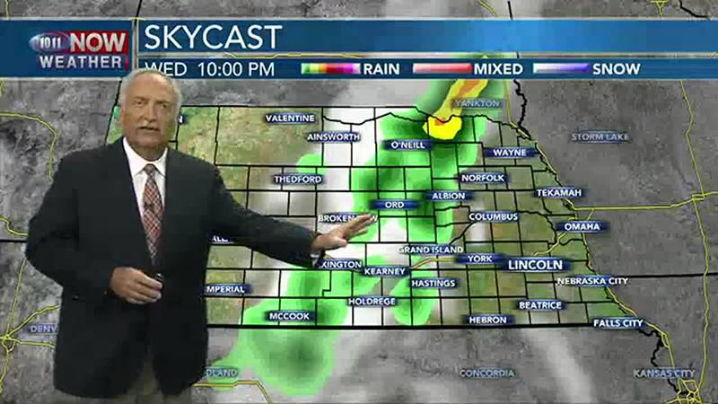 A Few Midweek 'Storms ?