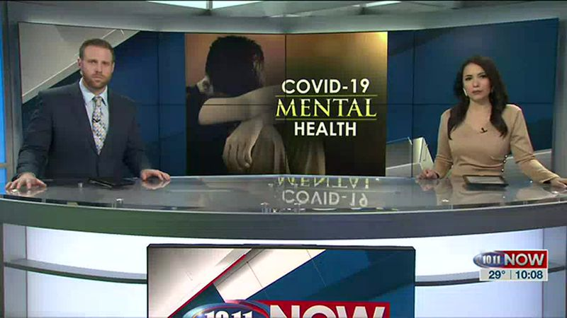 Students create mental health resource